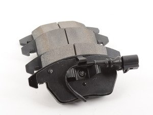 ES#2855140 - st309.11070 - StopTech Sport Front Brake Pad Set - Composite pads that are a great solution for your daily driver. - StopTech - Audi Volkswagen
