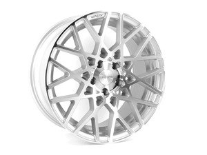 ES#2834968 - R11018854345 - 18x8.5 BLQ 5x112 Machined Silver ET45 CB66.5mm - Rotiform -