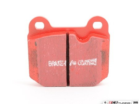 ES#520525 - DP3197C - EBC Redstuff Ceramic Pad - Aromeo/BMW/Ford/Lotus/Morgan/Opel/Frd - Front - EBC -