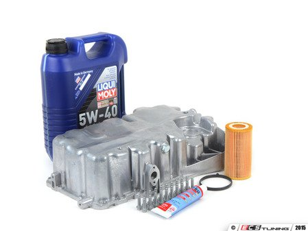ES#2837181 - 06F103601MKT - Oil Pan Installation Kit - Everything needed for a smooth oil pan replacement - Assembled By ECS - Volkswagen