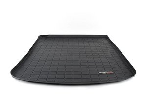 ES#2837356 - 40330 - Rear Cargo Liner - black - The best protection for your trunk in any situation - WeatherTech - Volkswagen