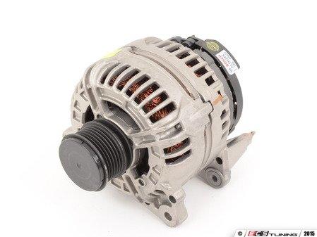 ES#2576150 - AL0834XKT - Remanufactured Alternator - 140 Amp - Price includes $79 refundable core charge - Bosch - Volkswagen