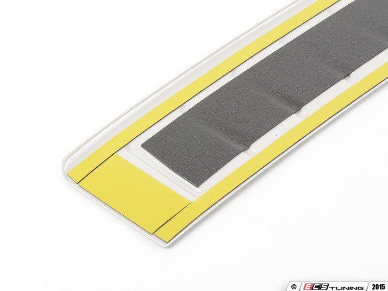 Aluminum Edge Protection : Genuine volkswagen audi g edge protection