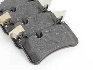 ES#2833389 - 005420252041 - Rear Brake Pad Set - Does not include brake pad wear sensors - Genuine Mercedes Benz - Mercedes Benz