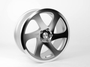 "ES#2839092 - 3SDM0060 - 0.06 19 X 8.5 LH (203) 5x120 ET35 Silver / Cut - Priced Each - 19""x8.5"" ET35 CB72.6mm 5x120 Silver/Cut - 3SDM - BMW"