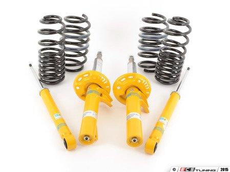 "ES#2914941 - bilspeedKT - Neuspeed Race Springs & Bilstein Sport Shocks  - Perfect combination of handling and ride quality. Average lowering front: 1.8"" rear: 1.8"" - Assembled By ECS - Volkswagen"