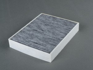 ES#2855577 - 64119237555 - Cabin Filter / Fresh Air Filter - Keep the air inside your vehicle fresh. - Mann - BMW