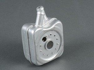 ES#2862423 - 068117021BX - Oil Cooler - Common source of undiscoverable coolant leaks - Nissens - Audi Volkswagen