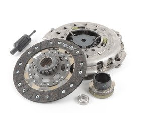 ES#2834866 - 21212283648 - Clutch Kit - Manual Transmission - Includes clutch disc, pressure plate, and throwout bearing - LUK - BMW
