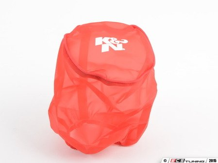 ES#2862799 - RX-4730DR - Air Filter Wrap - red - Hyrdro-lock and contaminant protection for round tapered air filters - K&N - Audi BMW Volkswagen Mercedes Benz MINI Porsche