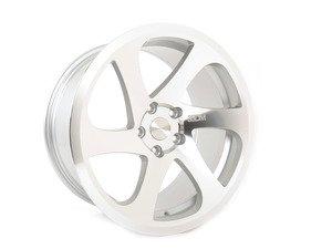 """ES#2839099 - 3sdm0059KT - 19"""" Style 0.06 Wheels - Staggerd Set Of Four - 19""""x8.5"""" ET35,19""""x10 ET40 CB72.6mm 5x120 Silver/Cut - 3SDM - BMW"""