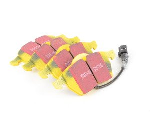 ES#517832 - dp41330r - Front YellowStuff Performance Brake Pad Set - A race quailty pad that can be used at the track and back home again. - EBC - Audi Volkswagen