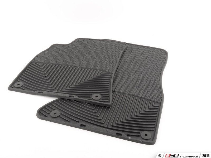 ecs news audi b8 a4 weathertech floor mats. Black Bedroom Furniture Sets. Home Design Ideas