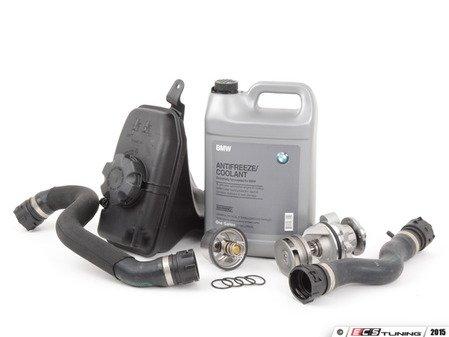 ES#2777070 - 11517839062KT4 - Cooling System Refresh Kit - Level 1 - An entry level cooling refresh kit - Assembled By ECS - BMW