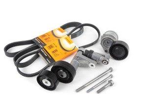 ES#2695520 - 11287838797KT1 - Accessory Belt Service Kit - Utilizes high quality aftermarket components - Assembled By ECS - BMW