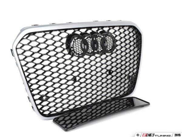 VWVortex com - :: ECS Tuning :: NEW!! C7 RS6 Mesh Style Grilles