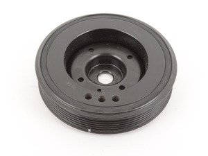 ES#2681845 - 06H105243K - Harmonic Balancer - Reduces torsional vibrations on your crankshaft - Corteco - Audi Volkswagen