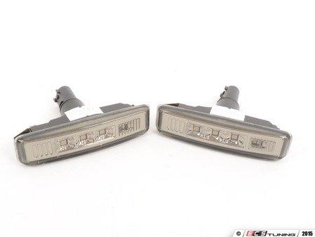 ES#2807984 - 3441402P4AVS -  LED Amber Fender Side Marker set - Fender mounted LED amber sidemarker light - Depo - BMW