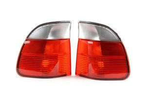BMW E39 540i M62 44L Tail Light Parts Accessories