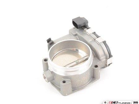 ES#2785209 - 99760511501 - Throttle Body - Electronically-controlled throttle housing - Bosch - Audi Porsche