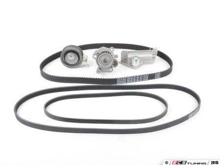 ES#1309 - AUGTBKV2 - Timing Belt Kit - Ultimate - Complete kit for a timing belt job, buy it all together & save - Assembled By ECS - Volkswagen