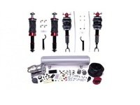 ES#3098641 - 75555kt1 - Performance Air Ride Kit - Manual Management - Complete air ride system with manual air management - Air Lift - Audi