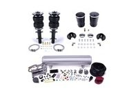 ES#3098734 - 75518kt1 - Slam Series Air Ride Kit - Manual Management - Complete air ride system with manual air management - Air Lift - Audi