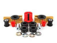 ES#2582093 - W0503KT3 - ECS Polyurethane Bushing Kit - Stage 2 - Replace the rubber in your suspension with polyurethane for a sportier feel - Assembled By ECS - Volkswagen