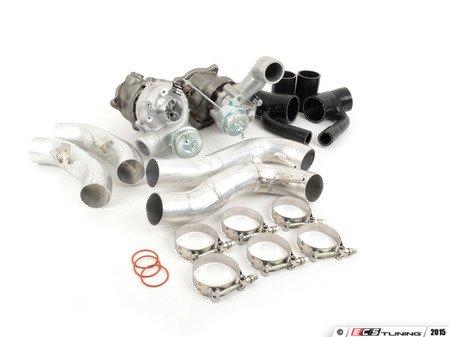 ES#2840952 - F21BT/T - F21 Hybrid Turbochargers - Complete bolt on Turbo upgrade including turbo inlet pipes - FrankenTurbo - Audi