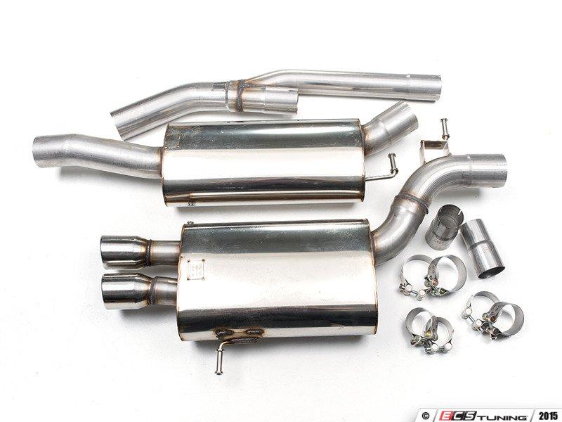 ECS News - Milltek Exhaust Systems | Audi B5 S4