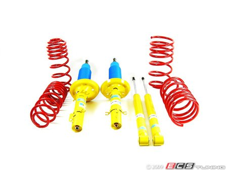ES#682 - 29527BSC - H&R Race Spring & Bilstein Sport Shocks Combo - Perfect combination of handing & ride quality. - Assembled By ECS - Volkswagen