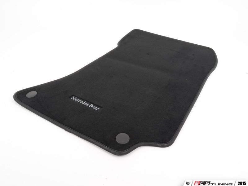Genuine Mercedes Benz 21268043019j74 Carpeted Floor