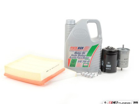 ES#259224 - B5PAWMLV40KSKBF - 40k Service Kit - Everything you need to perform the recommended 40k mile service - Assembled By ECS - Volkswagen