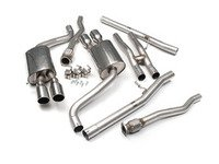 ES#2827330 - SSXAU188 - Cat-Back Exhaust System - Non-Resonated - 2.36