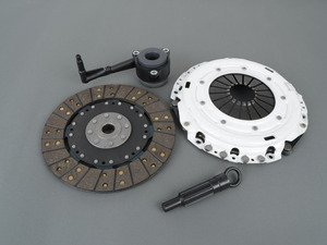 ES#2635587 - 17375HD00RH - Stage 1 Clutch Kit - For use with factory dual mass flywheel - Clutch Masters - Volkswagen