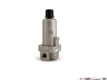 """ES#2732145 - 21012 - 3/8"""" SMC Water Trap - Keep water and moisture out of your tank and air lines. - Air Lift - Audi BMW Volkswagen Mercedes Benz MINI Porsche"""