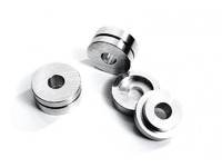 ES#2794363 - IEBACA1 - IE Billet Shifter Bracket Bushings - Gain precise shifts with these billet shift cable bracket bushings - Integrated Engineering - Volkswagen