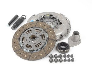 ES#3106547 - ks4b8hdoKT - Stage 2 Daily Clutch Kit - Designed for the daily-driven, weekend track warrior. Conservatively rated at 395ft/lbs. - South Bend Clutch - Audi