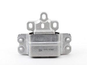 ES#343073 - 3C0199555R - Transmission Mount - Left - Replace worn mounts to alleviate vibrations and clunks - Genuine Volkswagen Audi - Volkswagen