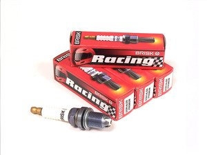 ES#2917781 - DOR14LGS - Brisk Premium LGS DOR14LGS-T Spark Plug - Priced Each - Racing spark plug with a Lamborghini firing tip design - Brisk - Volkswagen MINI