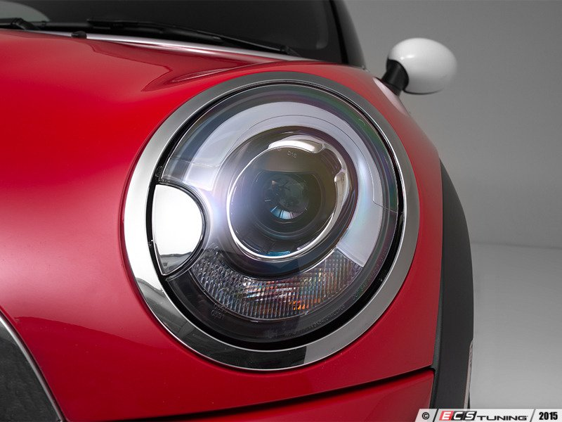 ECS News - Spyder Headlights | R56-R59 MINI Cooper S/JCW