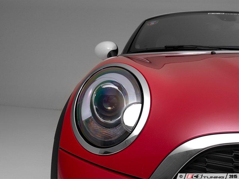 Ecs News Spyder Headlights R56 R59 Mini Cooper S Jcw