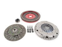 ES#2826531 - 10105060519K - 228mm lightweight flywheel and sport clutch kit - Great for daily driven, and mildly tuned cars - Autotech - Volkswagen