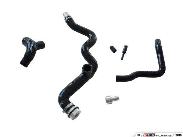 ES#2864540 - 034-101-3004 - Reinforced Silicone Breather Hose Kit - Upgrade from weaker rubber hoses - 034Motorsport - Audi Volkswagen