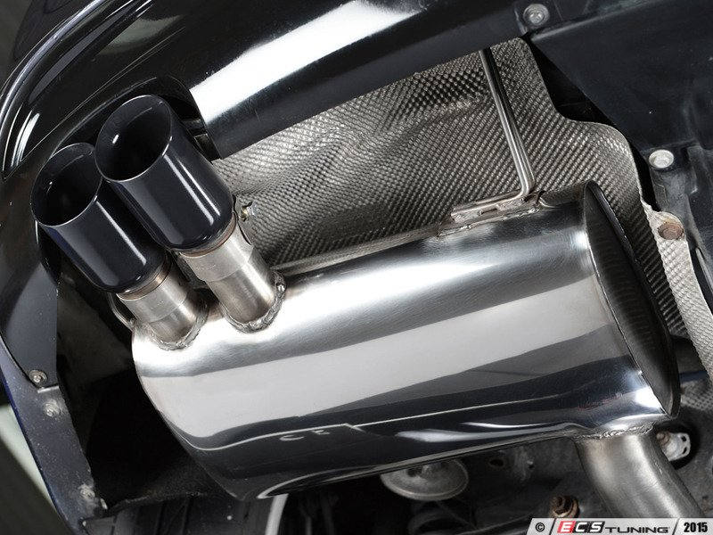 ecs news milltek performance exhaust for your bmw e82. Black Bedroom Furniture Sets. Home Design Ideas