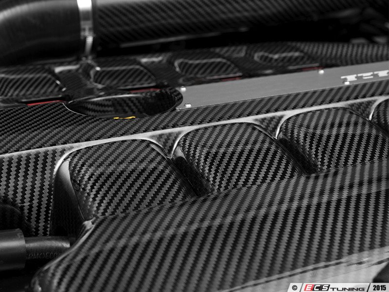 Ecs 005243ecs01 Carbon Fiber Engine Cover