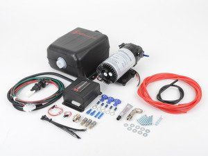 ES#2826183 - 20010 - Stage 2 Boost-Controlled Water/Meth Injection Kit - For when stage 1 just isn't enough. This controller can be mounted anywhere in the engine bay for a clean and stealthy look. - SnowPerformance - BMW Volkswagen MINI
