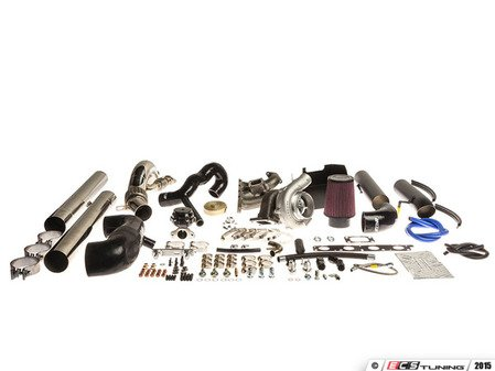 ES#2863051 - MK52.0TSIKITBB - Stage 4 Turbocharger Kit - Featuring a Garrett GTX3076R Turbocharger capable of over 640 Horsepower - CTS - Volkswagen
