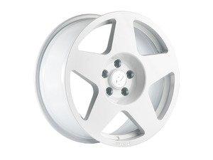 "ES#2918815 - FF03178035WS1QKT - 17"" Tarmac Wheels - Set Of Four - 17""x8"" ET35 66.6CB 5x112 - Rally White - fifteen52 - Audi"