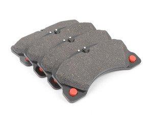 ES#2807137 - 7P0698151C - Front brake Pad Set - Restore stopping ability - Mintex - Volkswagen